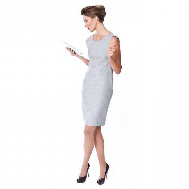 Яким має бути ділове плаття? Діловий стиль одягу