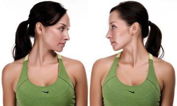 Вправи для шиї. Здоров`я шиї і хребта!