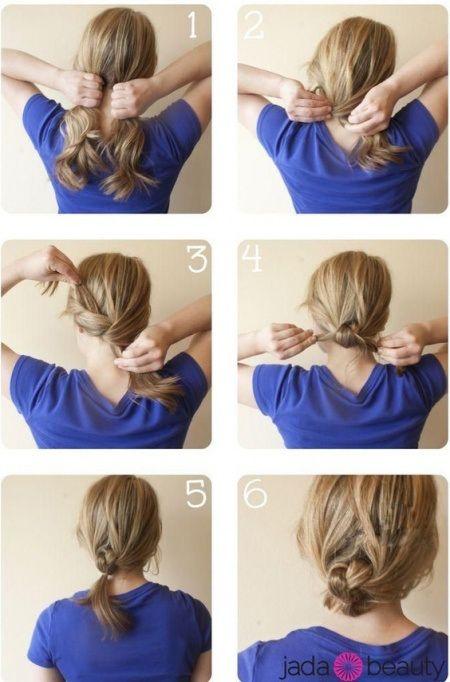 15 Стильних зачісок на швидку руку. Кожен день ти будеш виглядати чудово!