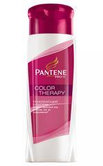 Pantene pro-v color therapy шампунь, бальзам, маска, сироватка, догляд