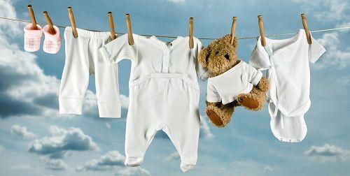 Корисні поради з прання, сушки та прасування білизни