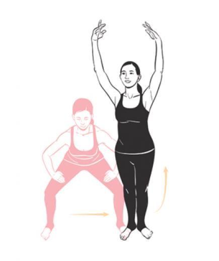Тренуйся де завгодно: 5 доступних, але дуже ефективних вправ!