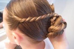 Ефектний образ за п`ять хвилин: зачіски для середніх волосся в домашніх умовах