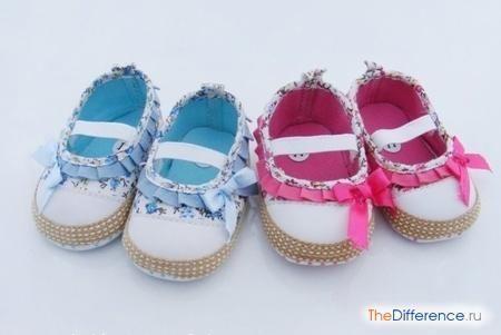 Як вибрати взуття для дитини?