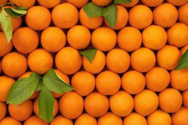 Апельсин: калорійність на 100 грам, корисні властивості, склад, застосування в косметології
