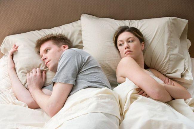 Що робити, якщо чоловік не хоче сексу