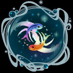 Діва чоловік Риби жінка