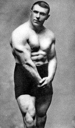 Георг гаккеншмидт: біографія і кар`єра спортсмена