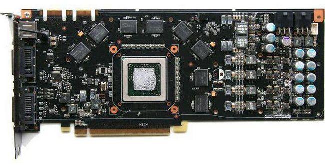 відеокарта GeForce 9800 GTX