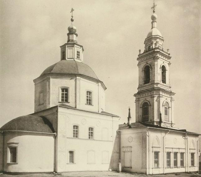 Храм Дев`яти Святих мучеників Кизичеських