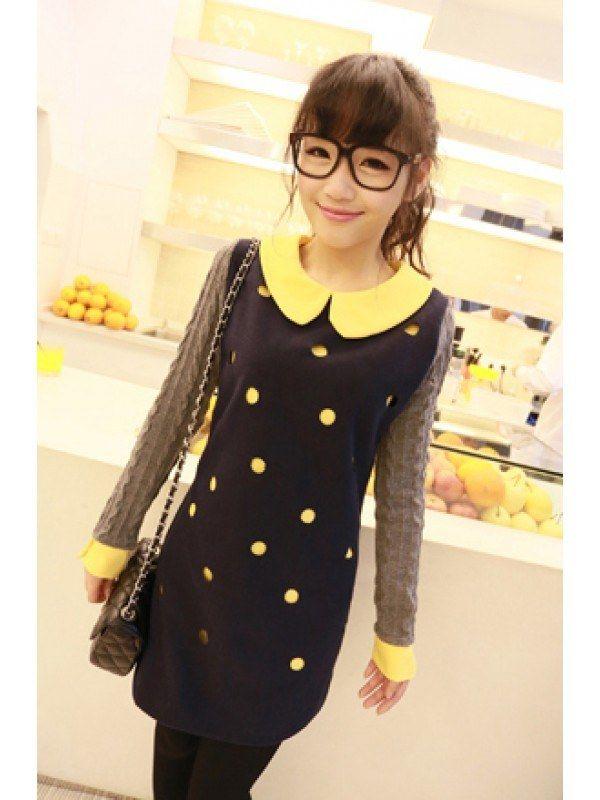 До чого сниться чорне плаття в жовтий горошок