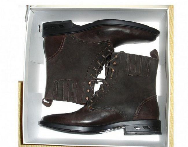 Як зберігати демісезонне взуття взимку?