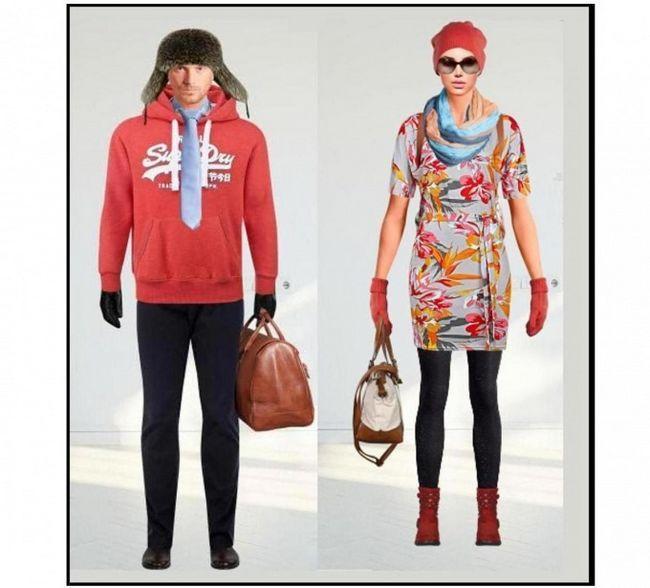 Як підібрати одяг онлайн