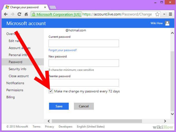 Зображення з назвою Change MSN Password Step 7