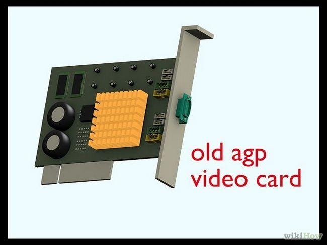 Як поміняти відеокарту (вбудовану на платі)