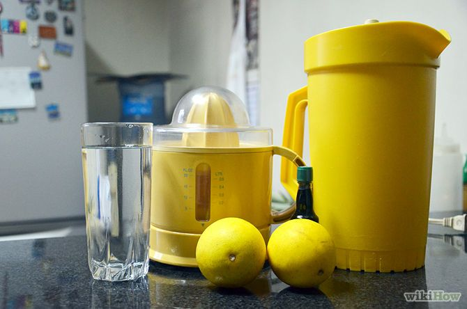 Зображення з назвою Make Freshly Squeezed Purple Lemonade Step 1