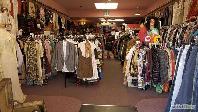 Як продати вживаний одяг