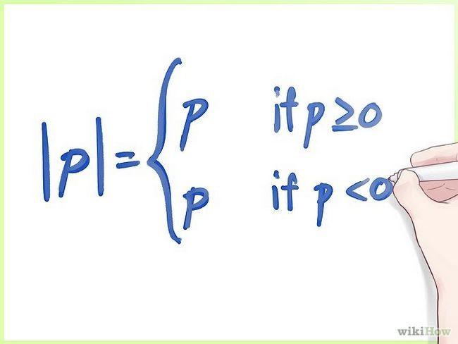 Як вирішувати рівняння з модулем