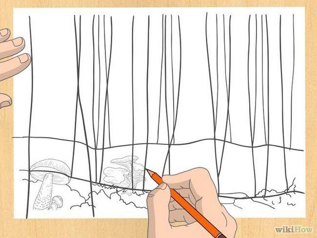 Зображення з назвою Draw a Forest Step 14