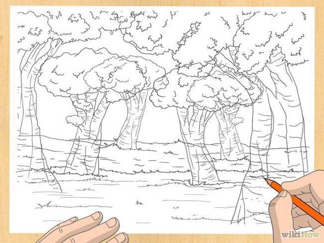 Зображення з назвою Draw a Forest Step 17