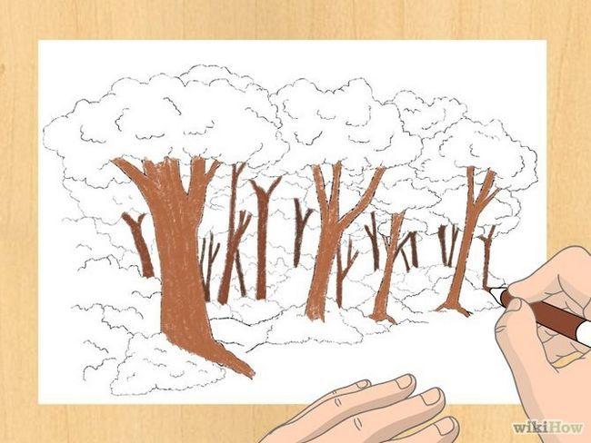 Зображення з назвою Draw a Forest Step 8