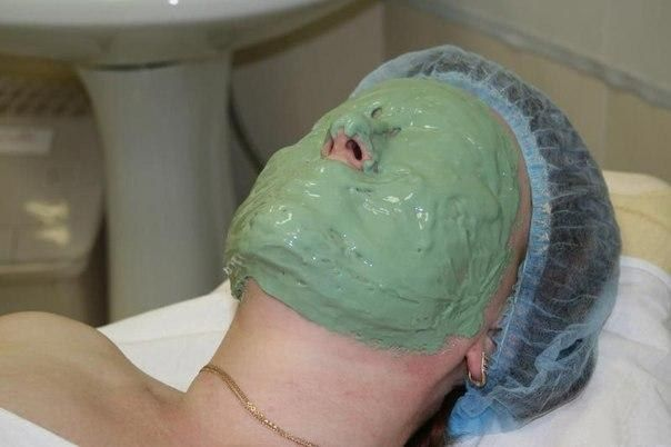 Як зробити альгинатную маску в домашніх умовах