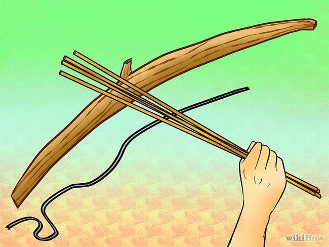 Зображення з назвою Make a Natural Bow and Arrow Step 4