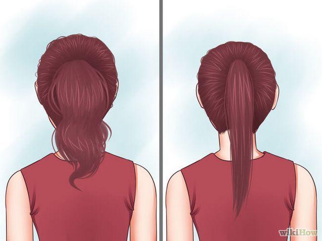 Як зробити просту зачіску в школу