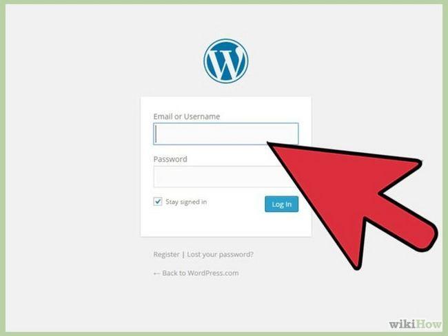 Зображення з назвою Sync WordPress and Twitter Step 1