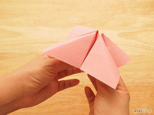 Зображення з назвою Fold a Fortune Teller Step 7
