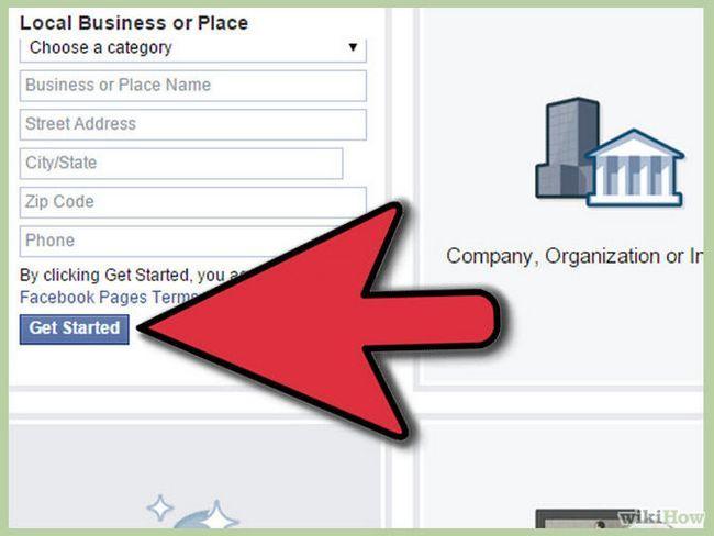 Зображення з назвою Create a Facebook Page for a Business Step 3