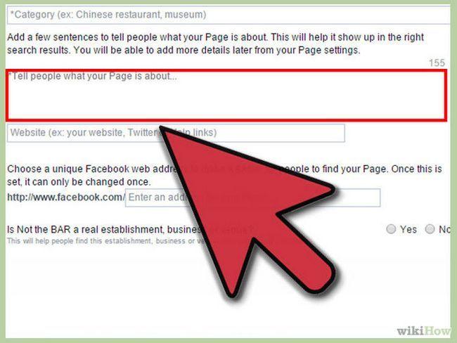 Зображення з назвою Create a Facebook Page for a Business Step 5