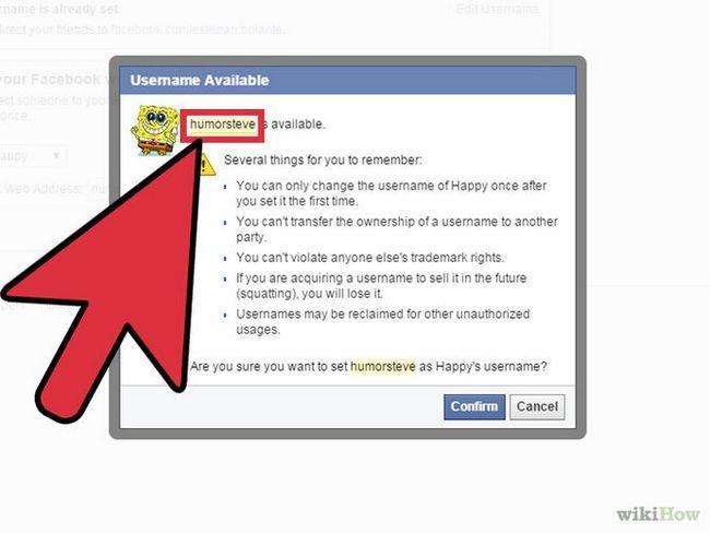 Зображення з назвою Make a Personalized Facebook URL Step 5