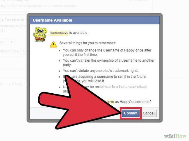 Зображення з назвою Make a Personalized Facebook URL Step 6