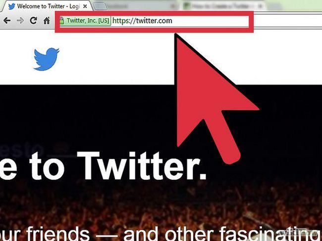 Зображення з назвою Create a Twitter Account for an Organization Step 1