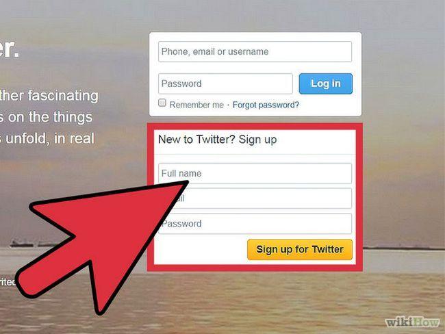 Зображення з назвою Create a Twitter Account for an Organization Step 2