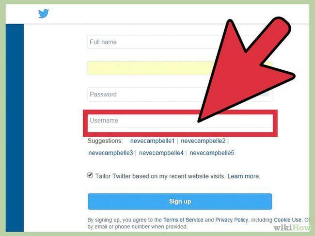 Зображення з назвою Create a Twitter Account for an Organization Step 3