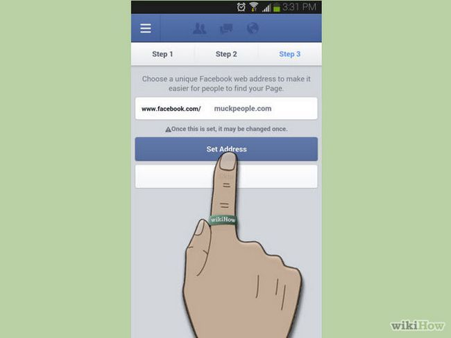 Зображення з назвою Create a Page Using Facebook Pages Manager for Android Step 7