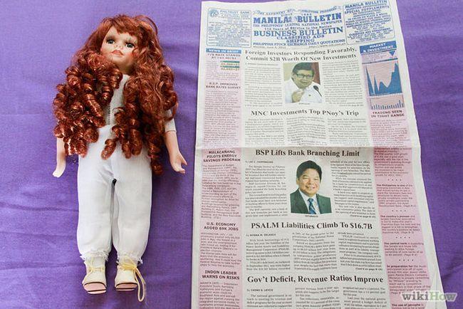 Як зшити одяг для вашої ляльки