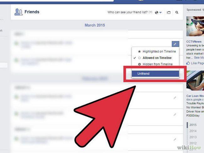 Зображення з назвою Delete Multiple Friends on Facebook Step 3