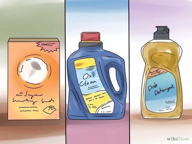 Як видалити жовті плями під пахвами на одязі
