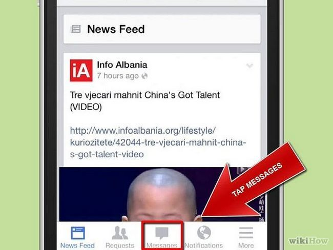 Зображення з назвою Delete Messages on Facebook Mobile Step 2