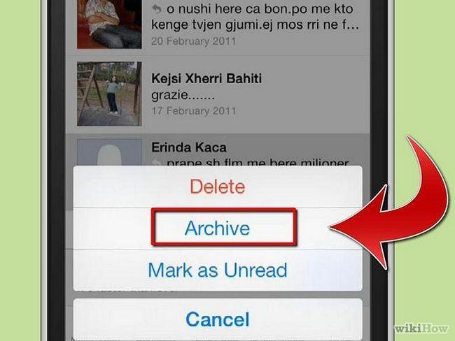 Зображення з назвою Delete Messages on Facebook Mobile Step 3