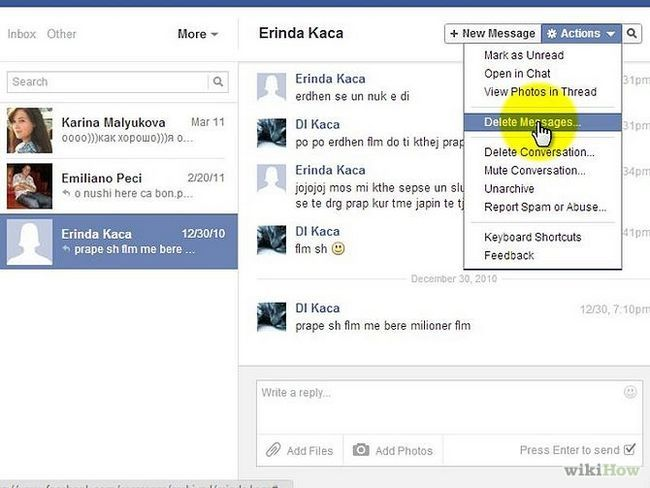 Зображення з назвою Delete Messages on Facebook Mobile Step 5