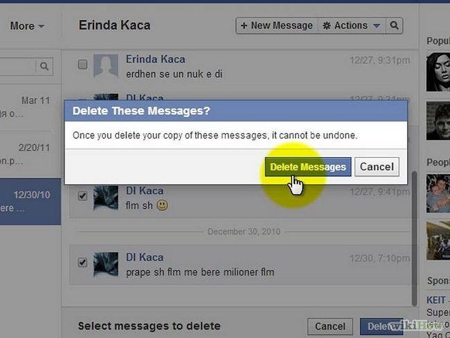 Зображення з назвою Delete Messages on Facebook Mobile Step 6
