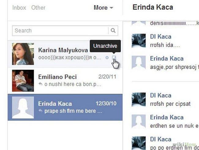 Зображення з назвою Delete Messages on Facebook Mobile Step 7