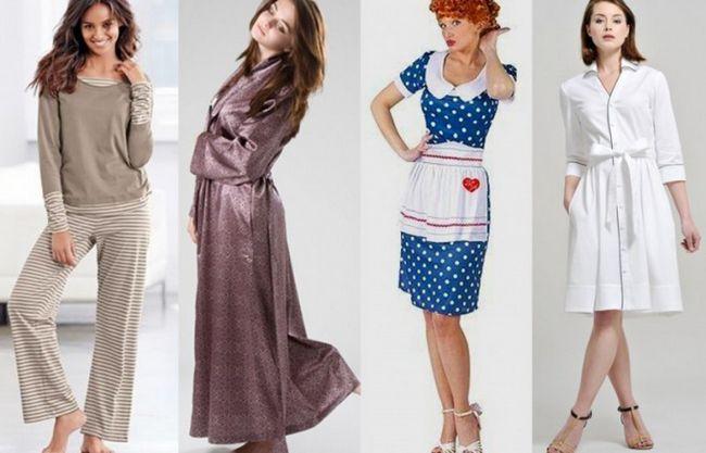 Як вибрати комфортну домашній одяг