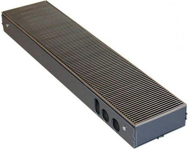 Як вибрати підлоговий радіатор опалення? Поради та рекомендації