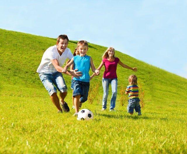 Як зайнятися спортом всією сім`єю