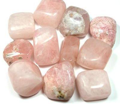 рожевий морганит